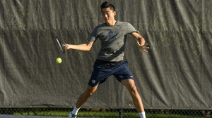 Men's Tennis Action