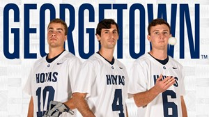 2019 Men's Lacrosse Captains
