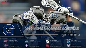 2019 Men's Lacrosse Schedule