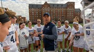 Georgetown Women's Lacrosse 15, Johns Hopkins 14 February 28, 2018 Cooper Field | Washington, D.C.   Ricky Frie
