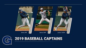 2019 Captains